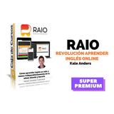 Raio Revolucion Aprende Ingles Online Kale Anders 2020