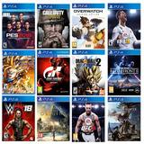 Juegos Ps4 Juegos Play Station 4 Nuevos Y Sellados