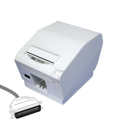 Impresora Ticketera Termica Star Tsp 700 S 370 Rvisf