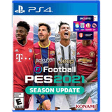Preventa Pes 2021 Season Update Playstation 4