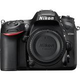Camara Nikon D7200 Solo Cuerpo Nuevo !!!