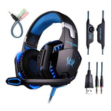 Audifonos Gamer Kotion Each G2000 / Pc Laptop Ps4 Smartphone