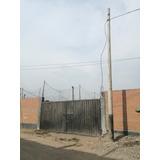 Alquilo Terreno 500m, Carabayllo Cerca Avenida Luz Trifasica