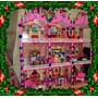 Castillo Para Barbie Y Muñecas/casa/juguetes Tiendacasti
