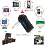 Car Bluetooth 3.0,auxiliar,receptor De Sonido,audio 3.5 Mic