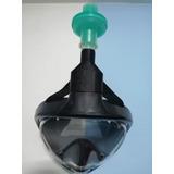 Mascara Buceo Snorkel+adaptador+filtro 3m Doctores Enfermera