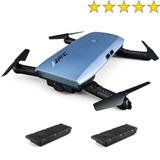 Mini Dron Jjrc H47 Elfie + 1 Batería Adicional