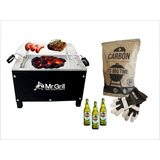 Grillstore - Caja China Mini Black Edition Mr. Grill