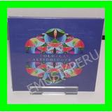 Coldplay Kaleidoscope Cd - En Stock - Nuevo Sellado  - Emk
