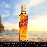 Whisky Johnnie Walker Red Label / Etiqueta Roja 750 Ml
