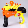 Pistola Juguete De Aire Comprimigo Tipo Nerf