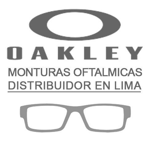 Oakley Monturas Lentes De Medida Oftalmicas Originales 20d8a8a4ee