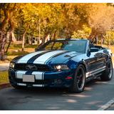 Ford Mustang Convertible / Acepto Auto O Camioneta