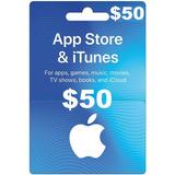 Itunes Y App Store Gift Card 50 Us, Al Instante !!