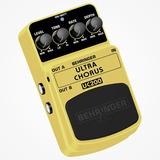 Pedal De Efectos Uc200 Ultra Chorus Behringer