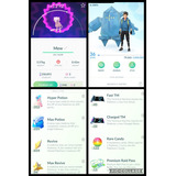 Cuenta Pokemon Go - Nivel 36