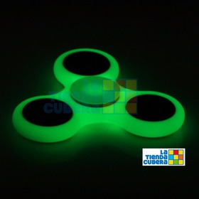 Spinner Fosforescente Luminoso Fidget Gyro 3