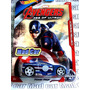 Mc Mad Car Avengers Age Of Ultron Hot Wheels Captain America