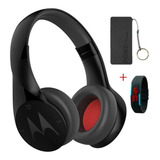 Motorola Audifonos Bluetooth Pulse Escape Super Combo Pack