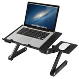 Mesa Metal Ventilador Laptop Posa Mouse Modelo 2019 Pc Cpu