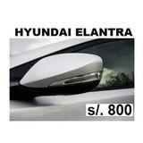 Espejo Hyundai Elantra Seguro Antirobo Instalación Envío