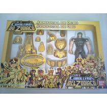 Piscis Armadura De Oro Figura Del Caballeros Del Zodiaco