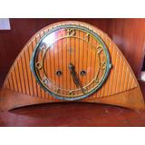 Reloj Antiguo A Cuerda Silco