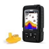 Buscador De Peces Lucky Localizador Detector Radar Sonar