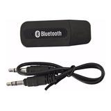 Receptor Adaptador Bluetooth Aux Auto Radio Equipos Sonido