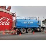 En Venta Camion Cisterna Agua 5000 Gal. Del Año 2010.