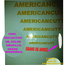 Plotter Corte Americancutt24amc-saga/corte Real 2mm/flexi/a1