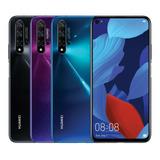 Huawei Nova 5t 128gb 8gb Ram Nuevo Sellado Negro Tienda