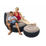 Puff Sofa Sillon Inflable Oferta Halloween