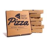 Cajas De Pizza: Grandes - Medianas - Personales