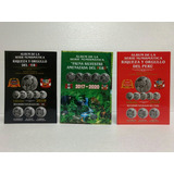 3x20 Soles Album Colección De Monedas