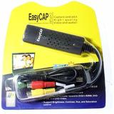 Capturadora De Video Y Sonido Tarjeta Usb-rca Easycap