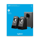 Logitech Sistema Z211 De Altavoces Compactos 2.1