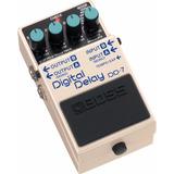 Efecto Para Guitarra Boss Dd7 Digital Delay