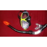 Snorkel Mas Gafas De Buceo