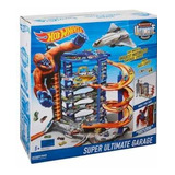Hot Wheels Super Ultimate Garage Matel Original