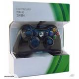 Mando Control Xbox 360 O Pc Usb Con  Vibrador