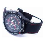Reloj Camara Espia Hd 16gb Memoria Interna Grabación Videos