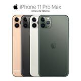 iPhone 11 Pro Max 256gb / Entrega Inmediata / Apple 2019