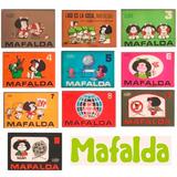 14 Libros En Total De Mafalda En Pdf + Su Pelicula En Mp4