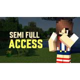 Minecraft Premium | Semi Full Access | Pc