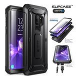 Case Galaxy S10 Plus S9 S8 S7 Edge Note 9 8 Protector 360