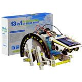 Kit Robot Solar 13 En 1 Proyecto Robotica Educativo Co 3 4 7
