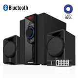 Parlante Bluetooth 60w Micronics, Radio, Usb, Sd, Nuevo