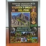 Album De Colecion De Monedas Peruanas