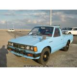 Manual D Servicio Datsun 720 Pick-up 1980